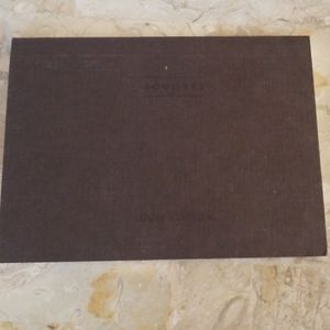 Authentic Louis Vuitton Shoe Care Booklet  nwot